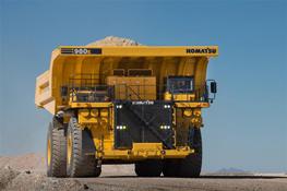 Biggest excavator