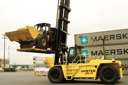 Strongest Forklift Trucks