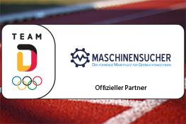 Maschinensucher Olympische Spiele