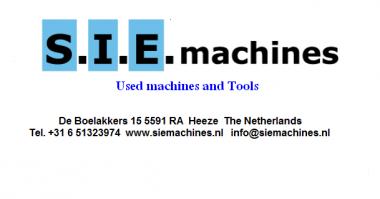 S.I.E machines