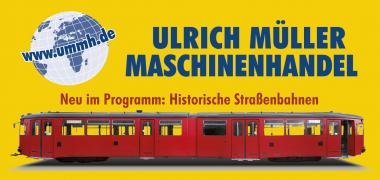 Ulrich Müller Maschinenhandel