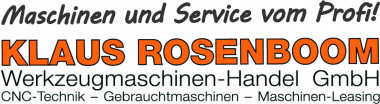 Klaus Rosenboom Werkzeugmaschinen Handel GmbH