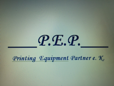 P.E.P. Printing Equipment Partner e.K.