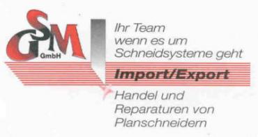 Gsm-Schneidsysteme Handels GmbH
