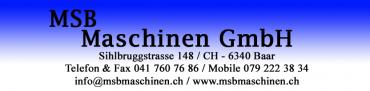 MSB Maschinen GmbH
