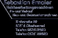ERMAIER HOLZBEARBEITUNGSMASCHINEN