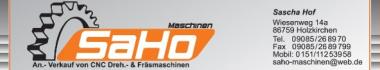SaHo Maschinen
