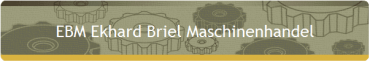 EBM Maschinenhandel