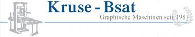 Kruse-Bsat GmbH,Graphische Maschinen