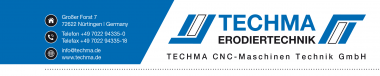 Techma CNC-Maschinen Technik GmbH