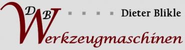 Dieter Blikle Werkzeugmaschinen