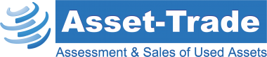 Asset-Trade - Assessment & Sale of Used Assets world wide