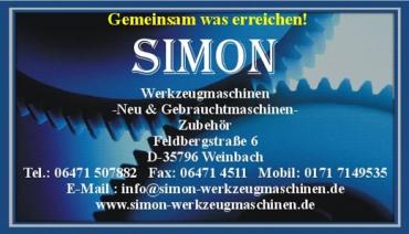 Simon Werkzeugmaschinen