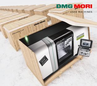 DMG MORI Used Machines GmbH
