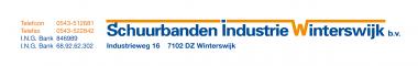 Schuurbanden Industrie Winterswijk BV