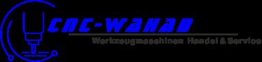 CNC-WAHAB Werkzeugmaschinen Handel & Service