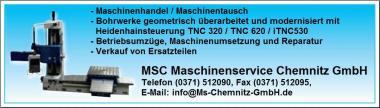 Maschinenservice Chemnitz GmbH