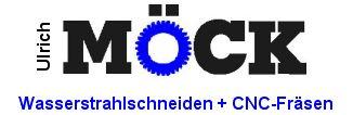 Möck Wasserstrahlschneiden & CNC - Fräsen