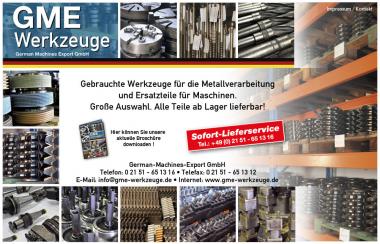 German Machines Export GmbH