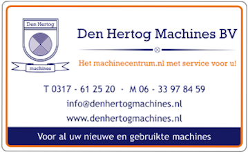 Den Hertog Machines bv