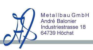 Metallbau GmbH André Balonier