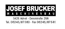 Josef Brucker Maschinenbau