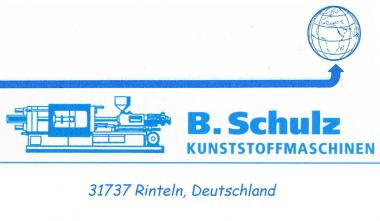 B. Schulz Kunststoffmaschinen