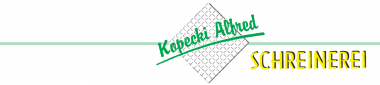 Schreinerei Alfred Kopecki