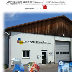 Lohnverpackung sperl gmbh
