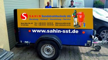 SAHIN SANDSTRAHLTECHNIK UG