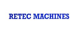 Logo Retec Machines S.A.S