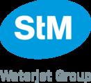 logo STM waterjet GmbH