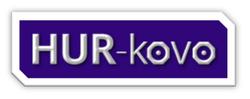 logo HUR-kovo s.r.o.