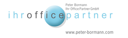 Logo Peter Bormann Ihr Office Partner GmbH
