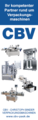 Лого CBV Christoph Binder Verpackungsmaschinen