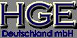 Логотип HGE Handelsgesellschaft für Energie Deutschland mbH
