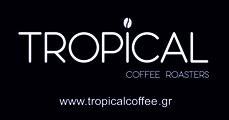 logo TROPICALCAFE - PAVLOS LAGIOS