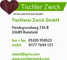 Logo Tischlerei Zwick GmbH