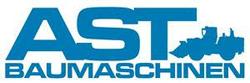 Logo AST Baumaschinen