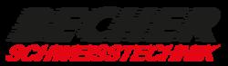 Logo Becher Schweißtechnik GmbH