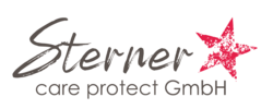 Logo sterner care protect GmbH