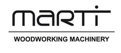 logo MARTI Woodworking Machinery