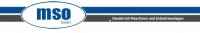 Логотип MSO GmbH - Maschinenhandel Schmidt  GmbH