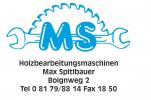 Logo MS Holzbearbeitungsmaschinen