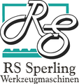 Logo Sperling Werkzeugmaschinen