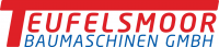 Logo Teufelsmoor Baumaschinen GmbH