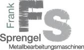 Logo Sprengel Metallbearbeitungsmaschinen