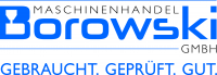 Logo Maschinenhandel Borowski GmbH