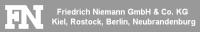 Logo Friedrich Niemann GmbH & Co. KG