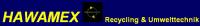 Logo HAWAMEX Recycling und Umwelttechnik GmbH & Co. KG